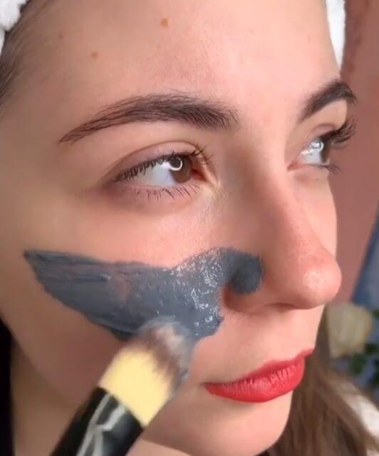 нанесение пузырьковой маски