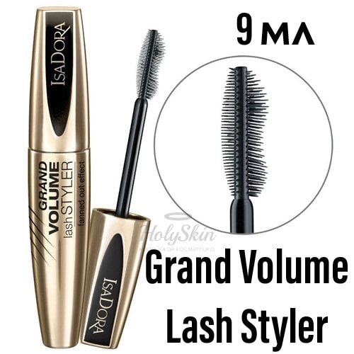 тушь grand volume lash styler