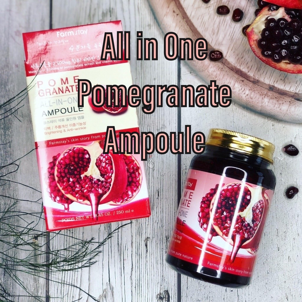 сыворотка All In One Pomegranate Ampoule