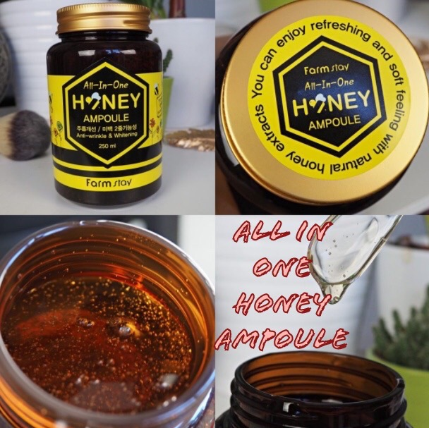 сыворотка All In One Honey Ampoule