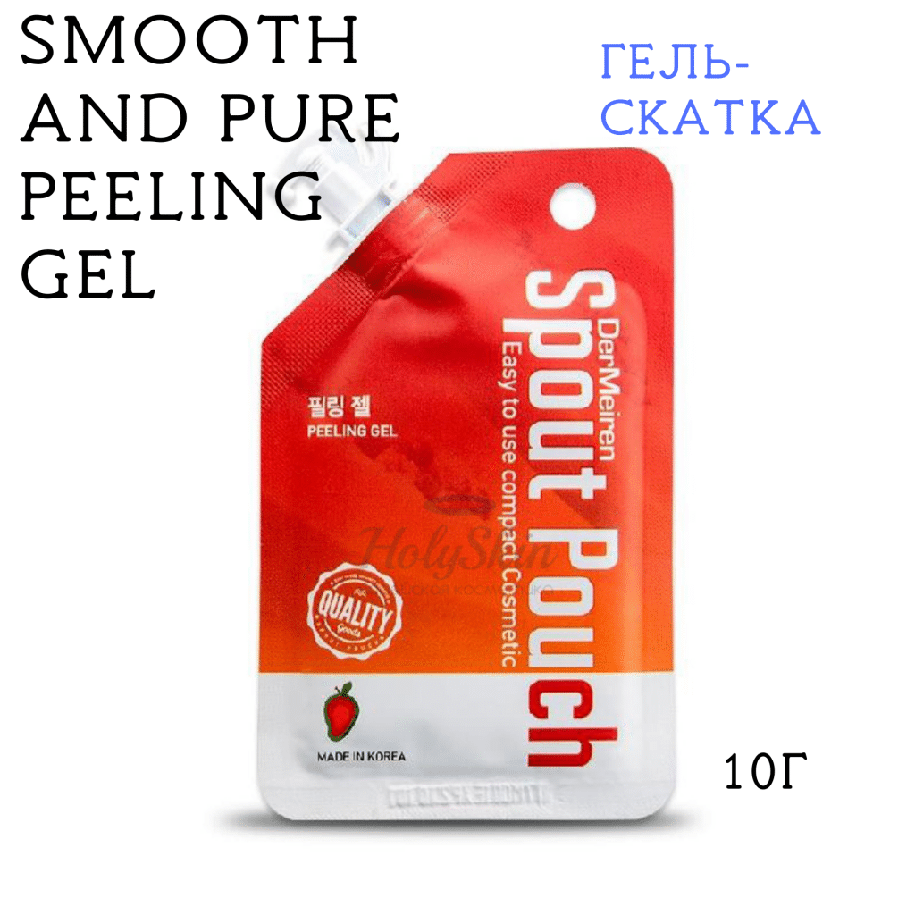 Smooth And Pure Peeling Gel