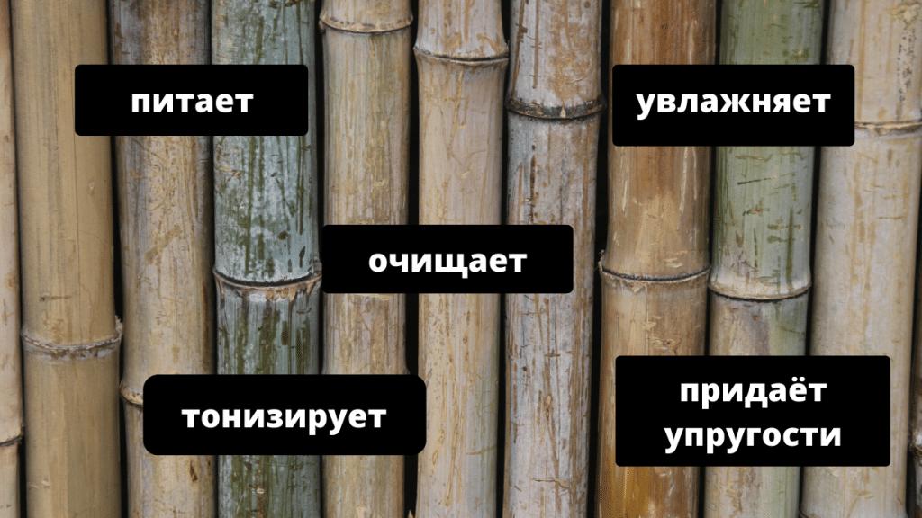 свойства бамбука