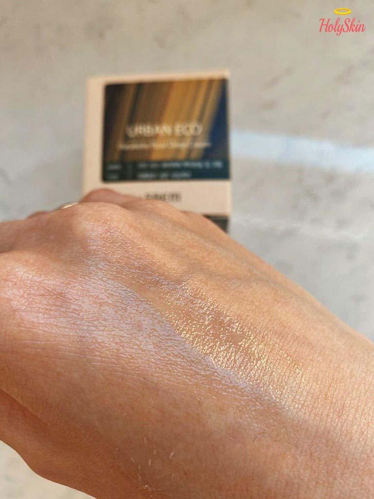 Как крем впитывается в кожу