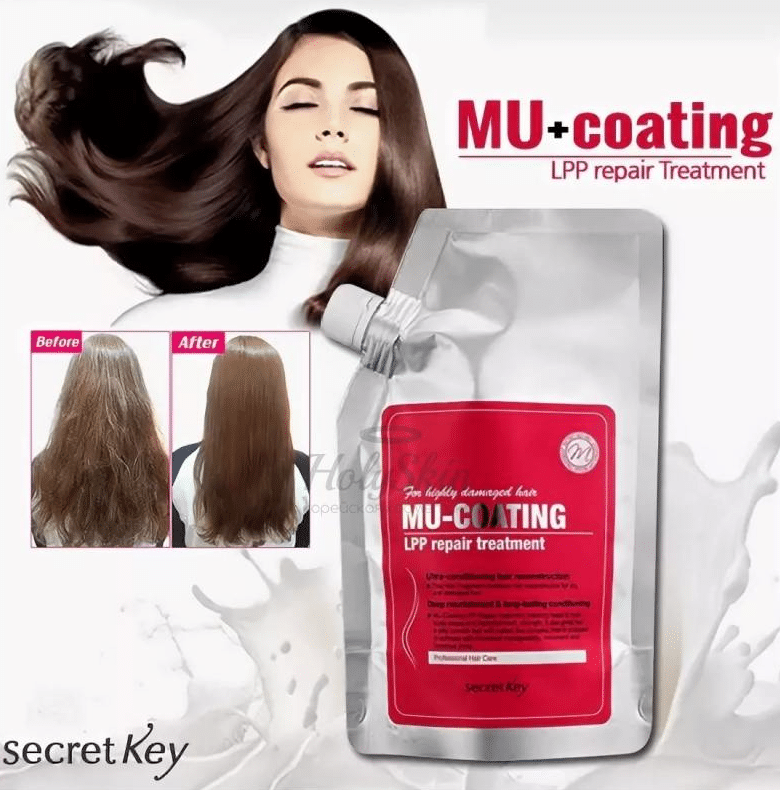 Mu-Coating LPP Repair Treatment