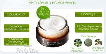 Snail Repair Eye Cream отзывы