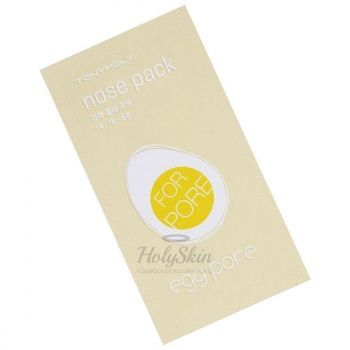 Egg Pore Nose Pack Package Tony Moly