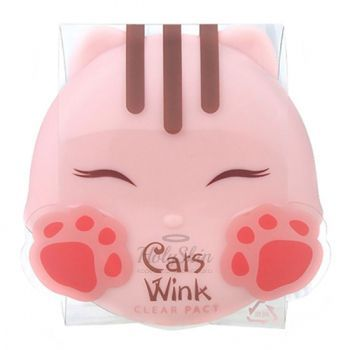 Cats Wink Clear Pact