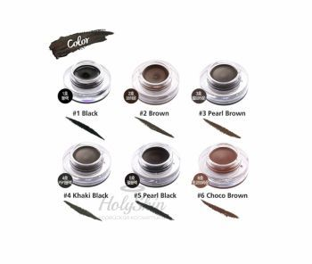 Back Gel Eyeliner Tony Moly купить