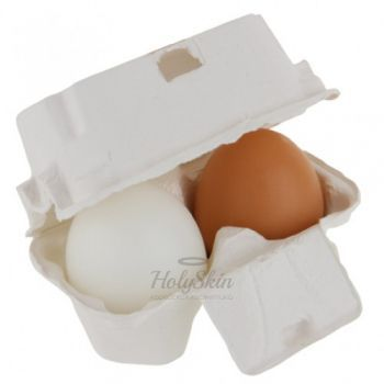 Egg Pore Shiny Skin Soap description