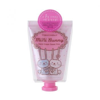 Mini Bunny Hand Cream description