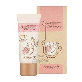 Good Afternoon Berry Berry Tea BB Cream SKINFOOD