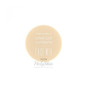 Face Mix Cover Pot Concealer Tony Moly отзывы