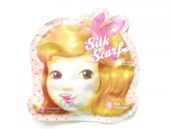 Silk Scarf Double Care Hair Mask Etude House купить