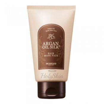 Argan Oil Silk Plus Hair Mask Pack