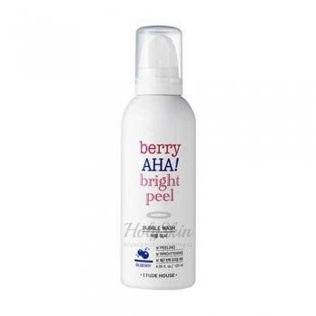 Berry AHA Bright Peel Bubble Wash
