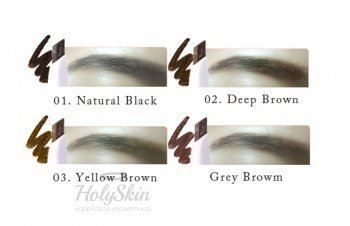 Baby Face Natural Eyebrow отзывы