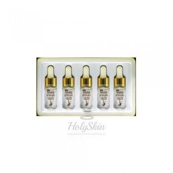 Whee Hyang Whitening and Anti-Wrinkle Ampoule Set купить