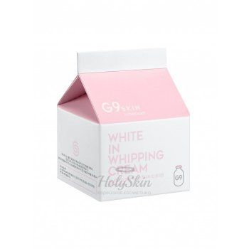 G9 White In Whipping Cream