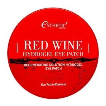 Red Wine Hydrogel Eye Patch купить
