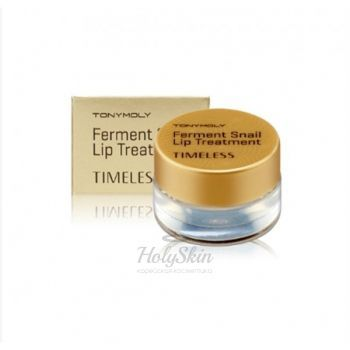 Timeless Ferment Snail Lip Treatment