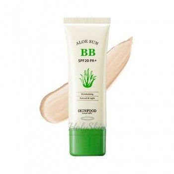 Aloe Sun BB Cream SPF 20 SKINFOOD отзывы