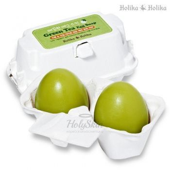 Egg Skin Egg Soap Mask Green Tea отзывы