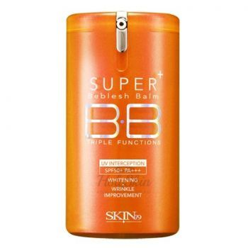 Hot Orange Super Plus Vital BB Cream