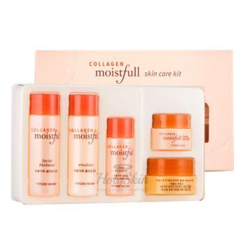 Moistfull Collagen Skin Care kit купить