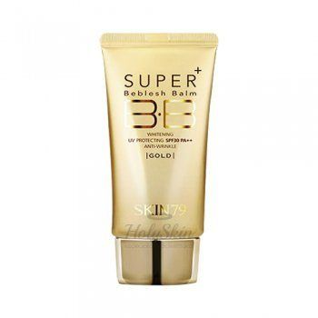 Super Beblesh Balm Gold (Tube)