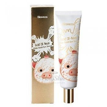 Gold CF-Nest White Bomb Eye Cream Elizavecca
