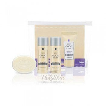Skin & Good Cera Travel Kit