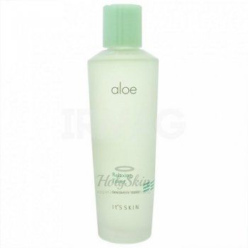 Aloe Relaxing Toner It's Skin купить