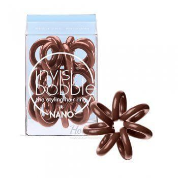 Nano Pretzel Brown