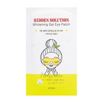 Hidden Solution Whitening Gel Eye Patch