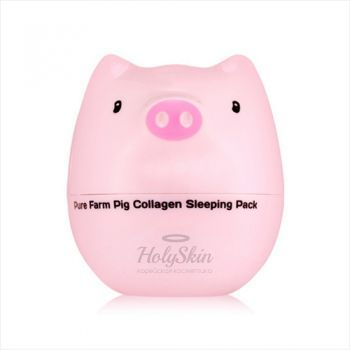 Pure Farm Pig Collagen Sleeping Pack купить