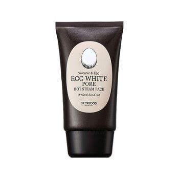 Egg White Pore Hot Steam Pack