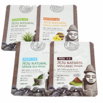 Jeju Natural Mask