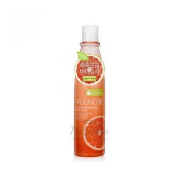 Around Me Natural Blending Body Wash