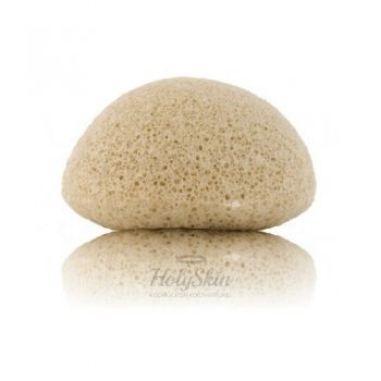 Konjac Facial Puff Sponge With Green Tea отзывы