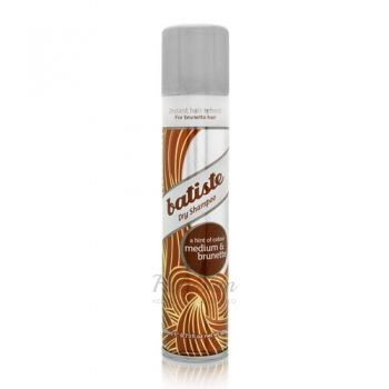 Batiste Medium Beautiful Brunette Dry Shampoo