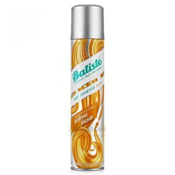 Batiste Light Brilliant Blonde Dry Shampoo