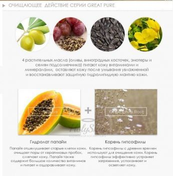 Great Pure Cleansing Oil купить