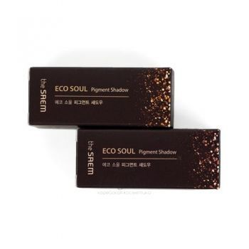 Eco Soul Pigment Shadow купить