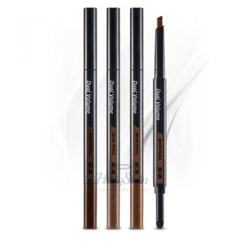 Dual Volume Brow Pencil