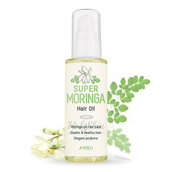 Super Moringa Hair Oil