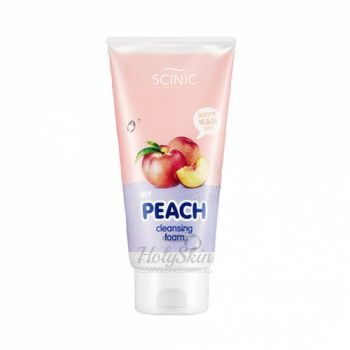 My Peach Cleansing Foam