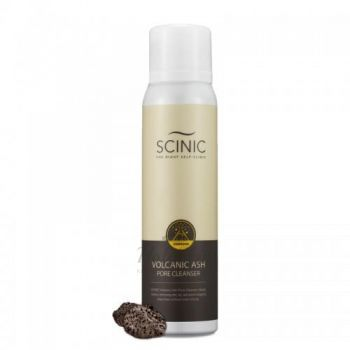 Volcanic Ash Pore Mousse Cleanser Foam