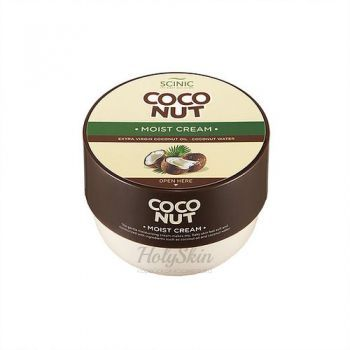 Coconut Moist Cream 300ml