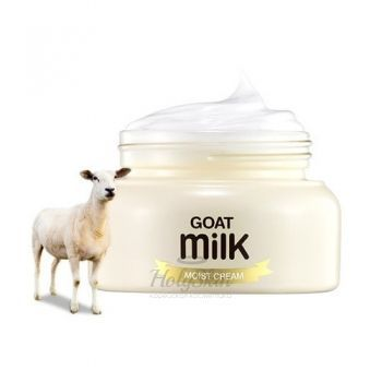 Goat Milk Moist Cream