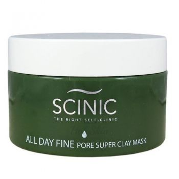 All Day Fine Pore Super Clay Mask